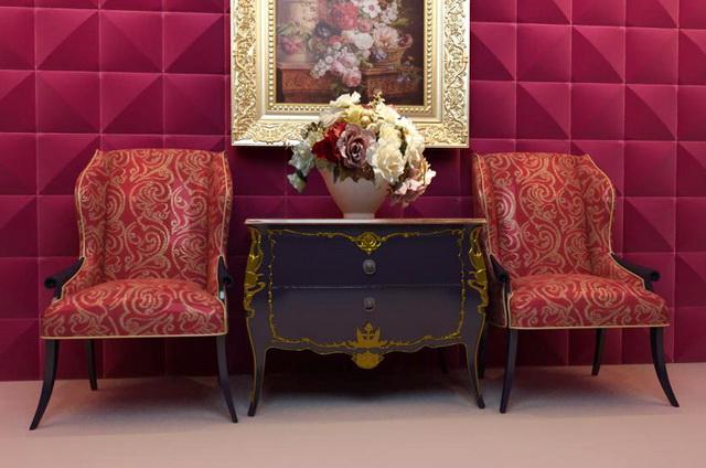 Modelo 3d de la combinaci n rojo muebles europa central for Europa muebles