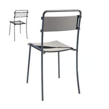 Silla de hierro modelo 3d 3d model download free 3d models for Modelos de sillas de hierro